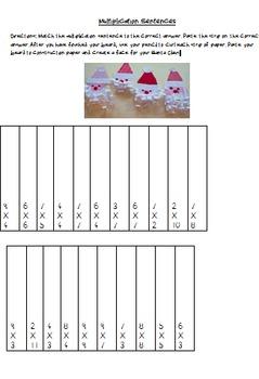 Christmas Mini Project: Santa Multiplication