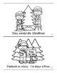 Christmas Mini-books for Gender/Pronouns and Basic Concepts