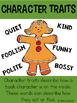 "Christmas Minilesson pack for ""The Gingerbread Girl"""
