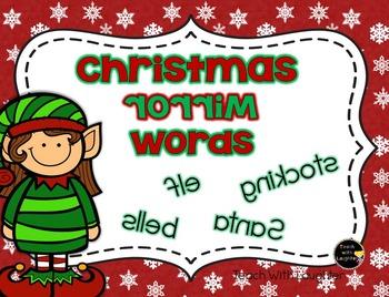 Christmas - Mirror Words
