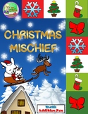 Christmas Mischief Addition Game
