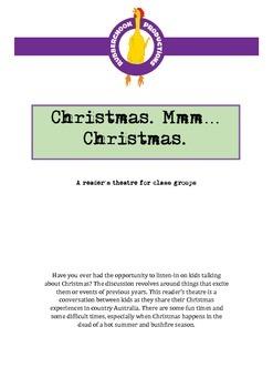 Christmas. Mmmm... Christmas. Reader's Theater