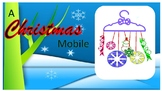 Christmas Mobile Activity