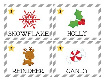 Christmas Money Addition Task Cards