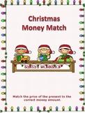 Christmas Money Match