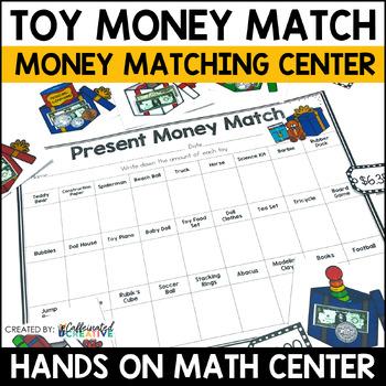 Money Center: Toy Money Match