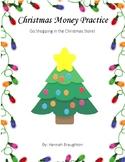 Christmas Money Practice