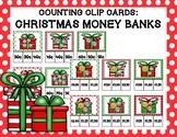 Christmas Money Presents Clip Cards