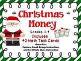 Christmas: Money Task Cards