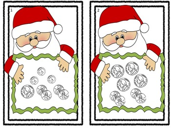 Christmas: Money Task Cards