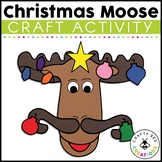 Christmas Moose Craft
