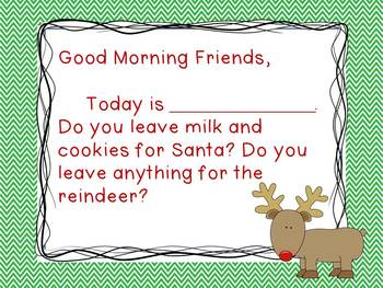 Christmas - Morning Messages