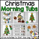 Christmas Morning Tubs