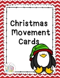 Christmas Movement Cards