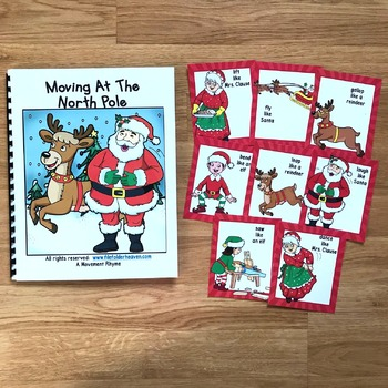 Christmas Movement Cards (And Book!)