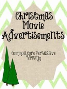 Christmas Movie Advertisement