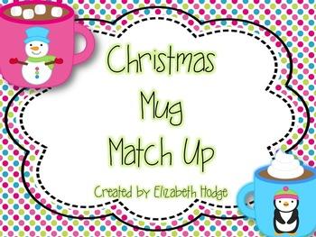 Christmas Mug Match Up
