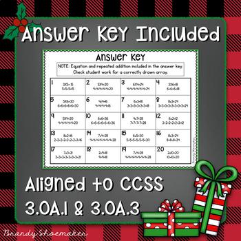 Christmas Multiplication