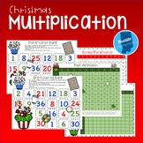 Christmas Multiplication Activity Pack