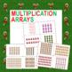 Christmas Multiplication Arrays