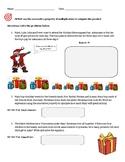 Christmas Multiplication - Associative Property