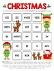 Christmas Multiplication Bump Games