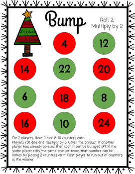 Christmas Multiplication Bump (x2)