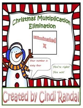 Christmas Multiplication Elimination