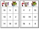Christmas Multiplication Facts Bingo Games- Set of 3