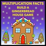 Christmas Multiplication Facts and Holiday Fun - Decorate