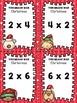 Christmas Multiplication Game (WAR)