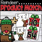 Christmas Multiplication Math Fact Game