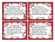 Christmas Multiplication Problem Solving Task Cards