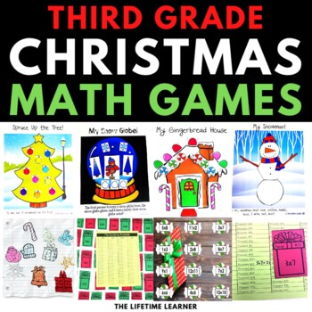 Christmas Multiplication Puzzles