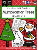 Christmas Multiplication Trees