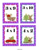 Multiplication Games - Christmas Multiplication War!