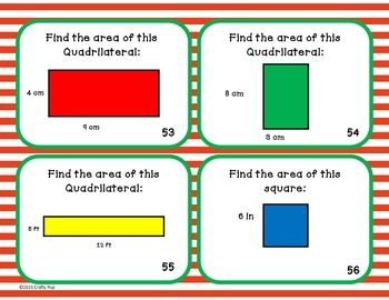 Christmas Multiplication and Division Task Card Bundle