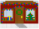Christmas Multiplication x3 Mystery Picture