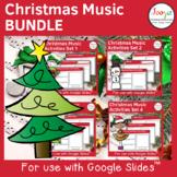 Christmas Music Appreciation BUNDLE