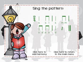 Christmas Music: Caroling Melodies {A Bundled Set of Games}