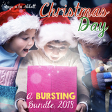 Christmas Music: Christmas Day BURSTING Set of Musical Gam