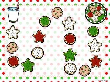 Christmas Music Game: Cookie Rhythms