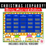 Jeopardy Christmas Game Show with Scoreboard | PreK, Kindergarten, 1st, 2nd