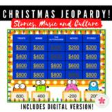 Jeopardy Christmas Game Show with Scoreboard | PreK, Kinde