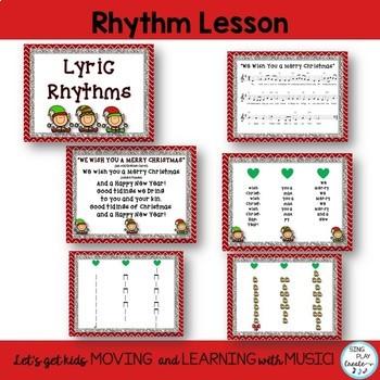 We Wish You A Merry Christmas Lyrics.Christmas Music Lesson We Wish You A Merry Christmas K 6 Mp3 Tracks