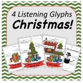 Christmas Music Listening Glyphs