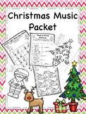 Christmas Music Packet