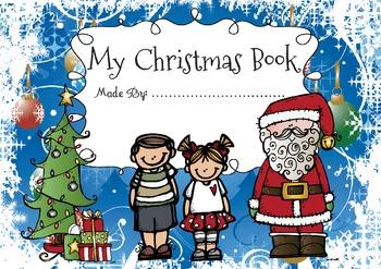 Christmas - My Very Own Christmas Book FREE