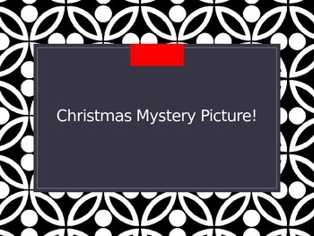 Christmas Mystery 120 Chart Picture