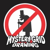 Mystery Grid Drawing - No Scrooges